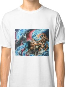 You Made Charizard Angry Classic T-Shirt