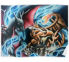 You Made Charizard Angry Poster