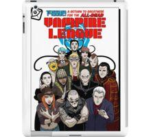 VAMPIRE LEAGUE iPad Case/Skin