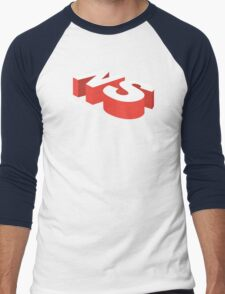 Northern Soul  Men's Baseball ¾ T-Shirt