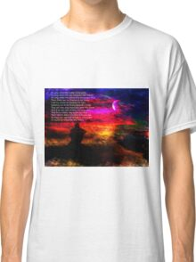 Vessel For The Voices Poster Classic T-Shirt