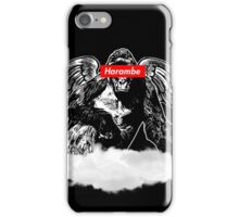 Harambe Vintage iPhone Case/Skin