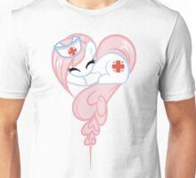 Nurse RedHeart ... Heart Unisex T-Shirt