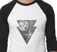 Hiding from the Moon Men's Baseball ¾ T-Shirt