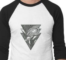 The Depths of Space Men's Baseball ¾ T-Shirt