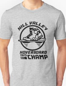 Hoverboard Champion Unisex T-Shirt