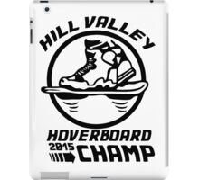 Hoverboard Champion iPad Case/Skin