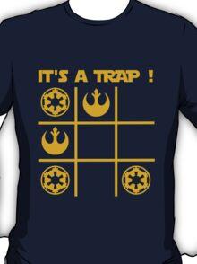 T shirt It's a Trap ! A Tic Tac Trap ! T-Shirt