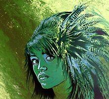 greenlady by MRgevz