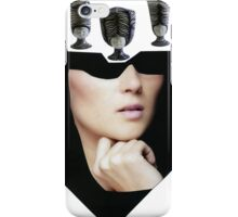 I got my eyes on you iPhone Case/Skin
