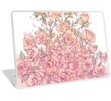 Pink Roses Laptop Skin