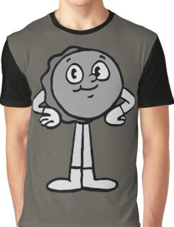 Cappy - Nuka World Graphic T-Shirt