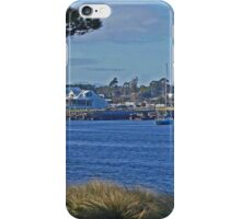 At Anchor  iPhone Case/Skin