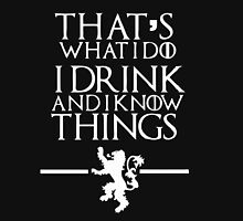 Things and Drink Unisex T-Shirt