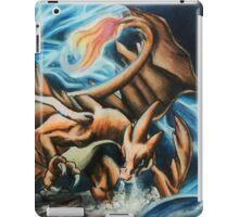 Mega Charizard iPad Case/Skin