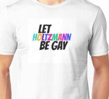 Let Holtzmann Be Gay (rainbow) Unisex T-Shirt