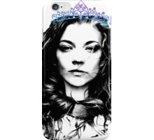 Natalie Dormer / The Queen iPhone Case/Skin