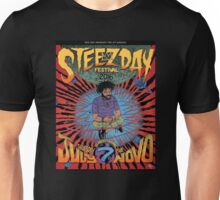 Steez day 2016 #LONGLIVESTEELO Unisex T-Shirt