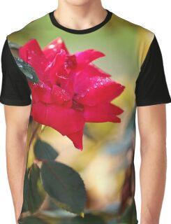 Raindrops Keep Falling Graphic T-Shirt