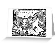 Holiday Celebrations Greeting Card