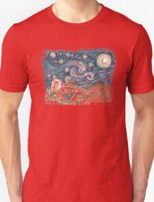 Starry Labyrinth Unisex T-Shirt