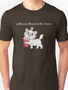 #Basic White Kitten - The Aristocats Unisex T-Shirt