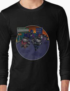 Escape Raccoon City Long Sleeve T-Shirt