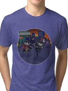Escape Raccoon City Tri-blend T-Shirt
