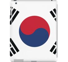 South Korean Flag iPad Case/Skin