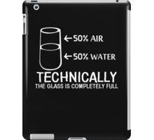 GLASS FULL iPad Case/Skin