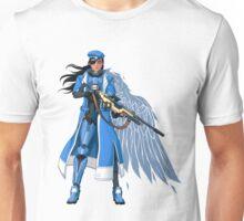 Sniper Woman Unisex T-Shirt