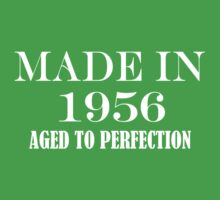 1956 Aged To Perfection 2422 Kids Tee