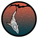 sleeping dolphin cocoon by asyrum