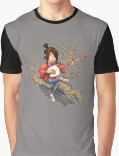 Kubo Movie Graphic T-Shirt