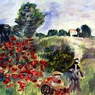 Homage to Monet by biddumy