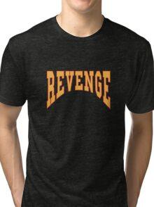 DRAKE REVENGE Tri-blend T-Shirt