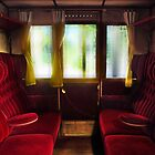 A Royal Train by Angelika  Vogel