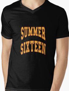 SUMMER SIXTEEN DRAKE Mens V-Neck T-Shirt