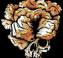 Clicker Skull - The Last of Us by Mdk7