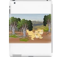 On the look Out for Mum (2003 Views) iPad Case/Skin