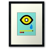 Tears of Osiris Framed Print