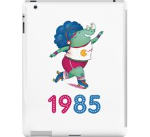 1985 iPad Case/Skin