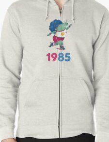 1985 Zipped Hoodie
