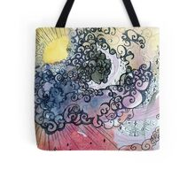 Mother Of Storms Tote Bag