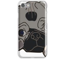 I LOVE MY DOGS_32 iPhone Case/Skin