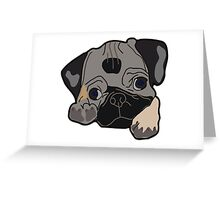 I LOVE MY DOGS_32 Greeting Card