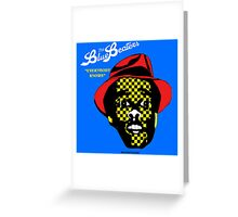 Everybody Knows The Blue Beaters Greeting Card