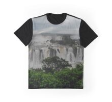 Iguazu Falls Graphic T-Shirt