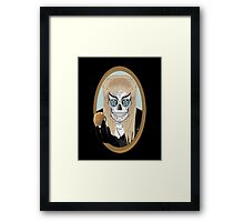 the babe with the power Framed Print