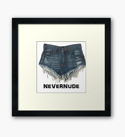 There Are Dozens Of Us... Dozens! Framed Print